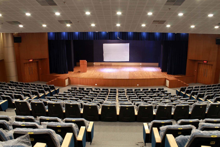 Auditorium Elevation
